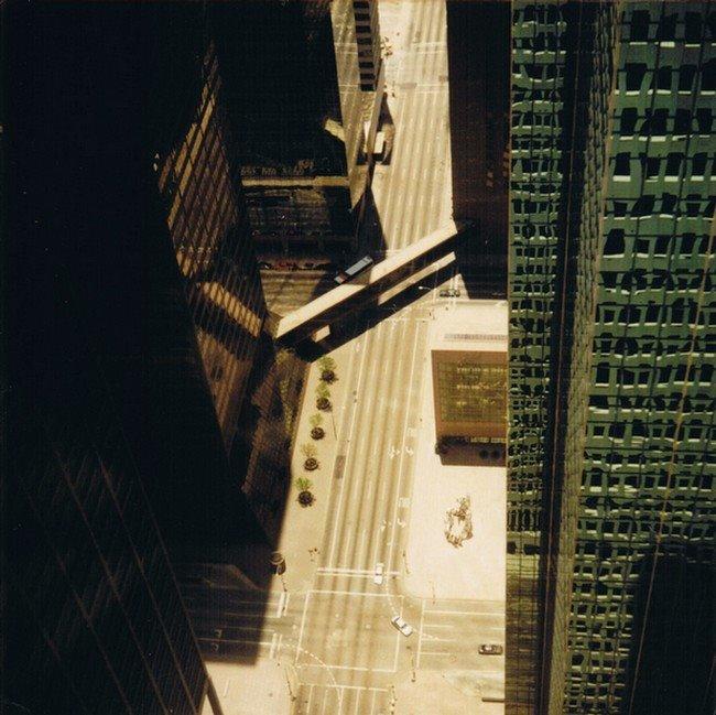 Lousiana street from above - Houston TX, Хьюстон