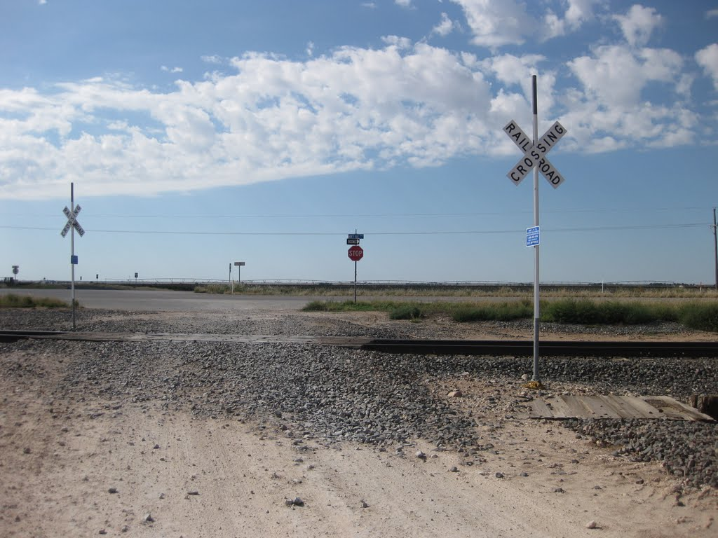 Shallowater Railcrossing County Rd 1000, Шаллоуотер