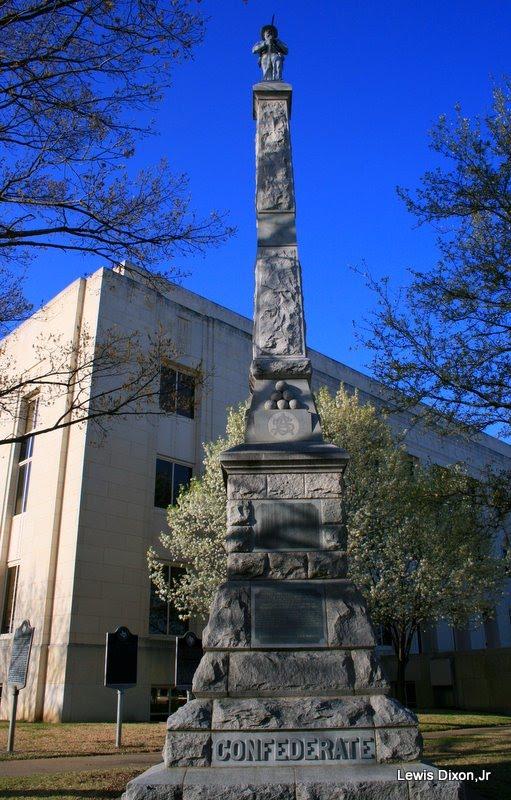 Confederate Monument  Sherman,Tx, Шерман