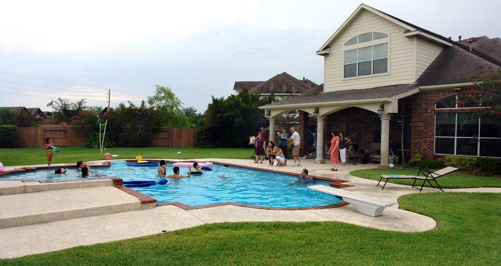Encuentro familiar en Houston, Эль-Кампо