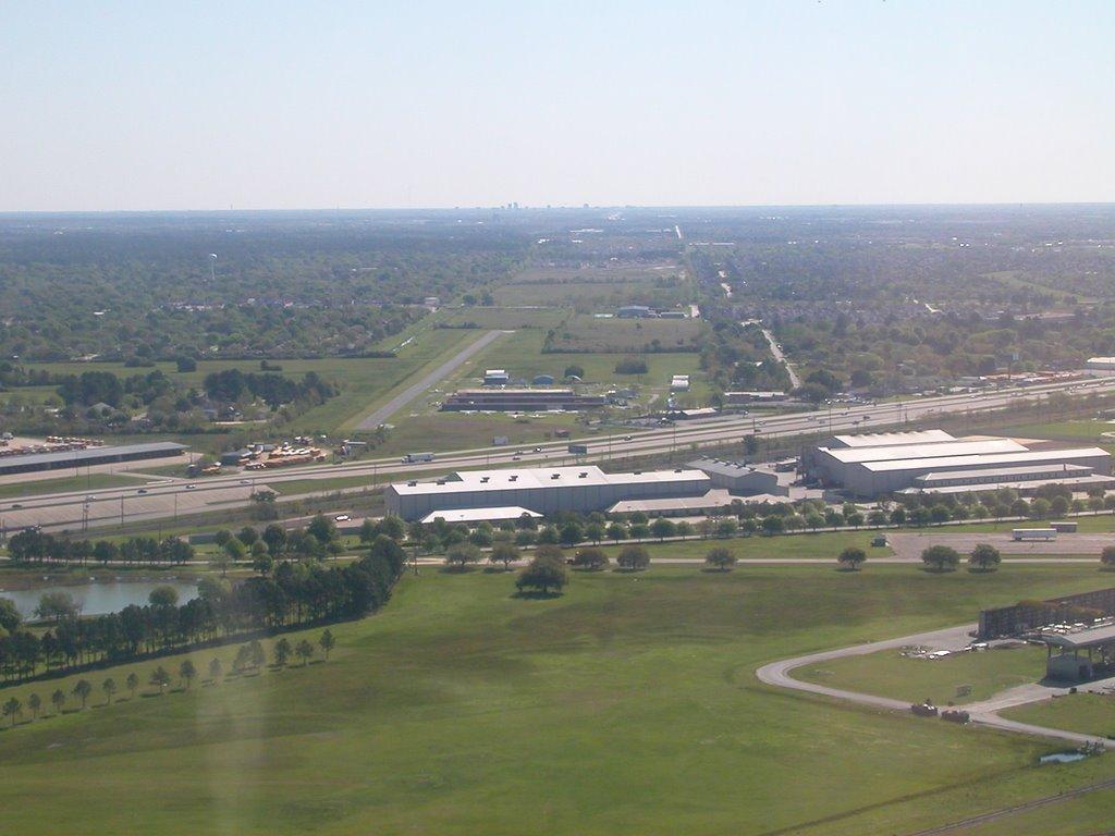 Weiser Airpark Houston, Эль-Кампо