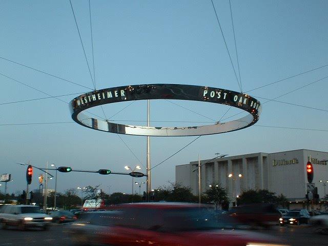 Houston, Westheimer Ring, Galleria, TX (02-2003), Эль-Кампо