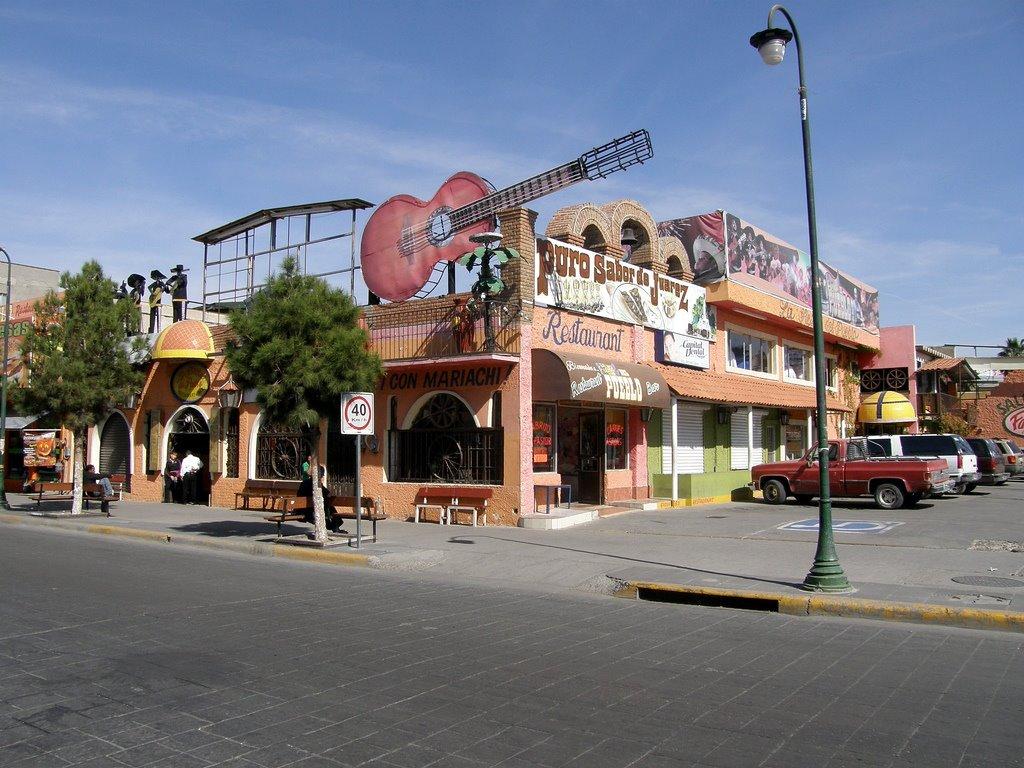 Centro de Juarez, Эль-Пасо