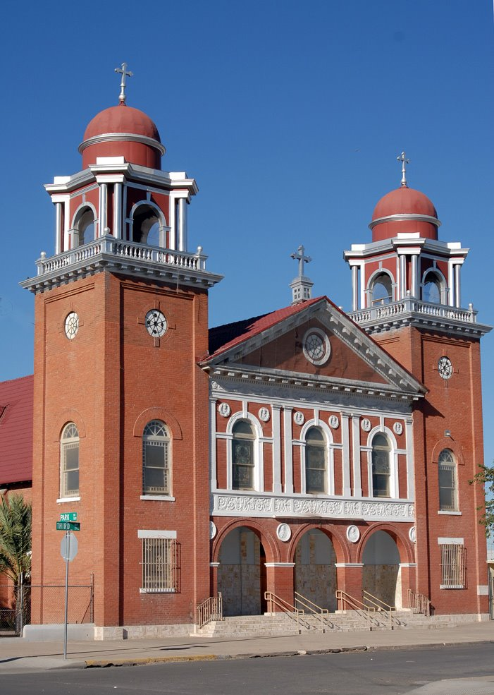 ST. IGNATIUS CATHOLIC CHURCH - 2007, Эль-Пасо