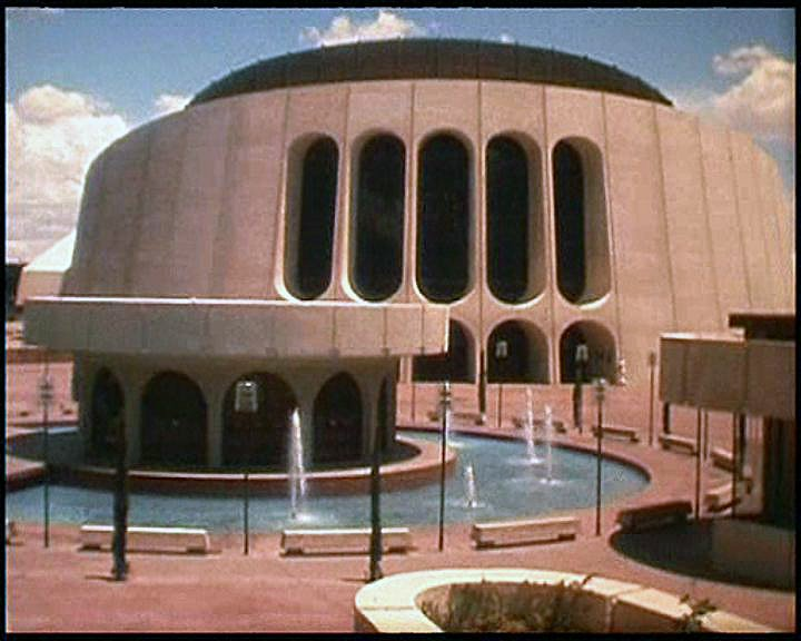 EP Civic Center   (1974), Эль-Пасо