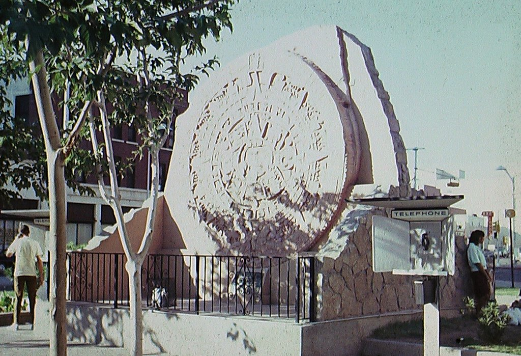 Aztekenkalender   (1967), Эль-Пасо