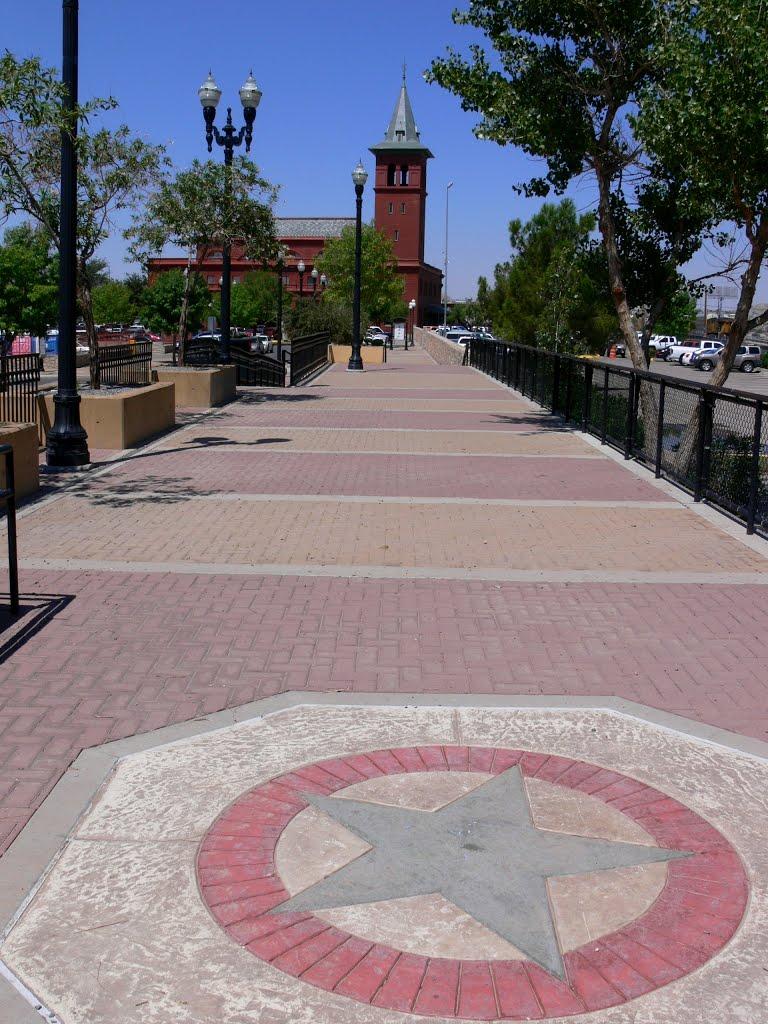 Amtrak, El Paso, Texas, Эль-Пасо