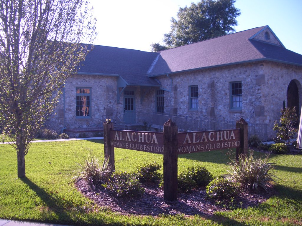 Alachua Womens Club, Алачуа