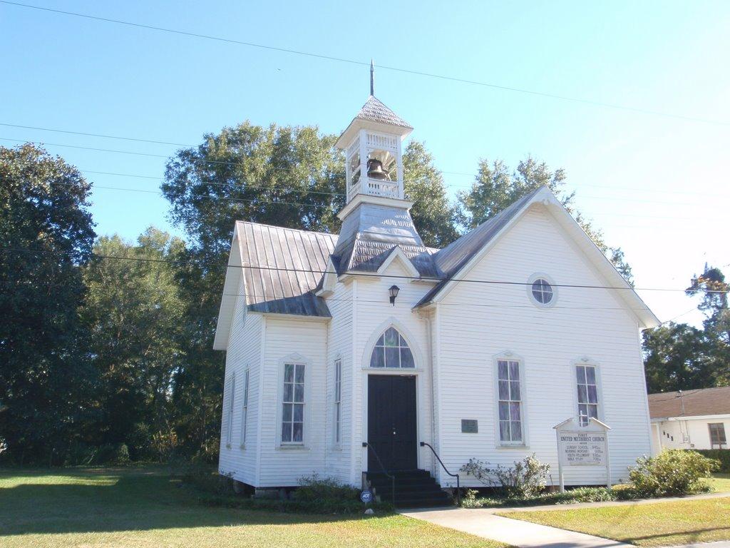First United Methodist Church of Archer, Арчер