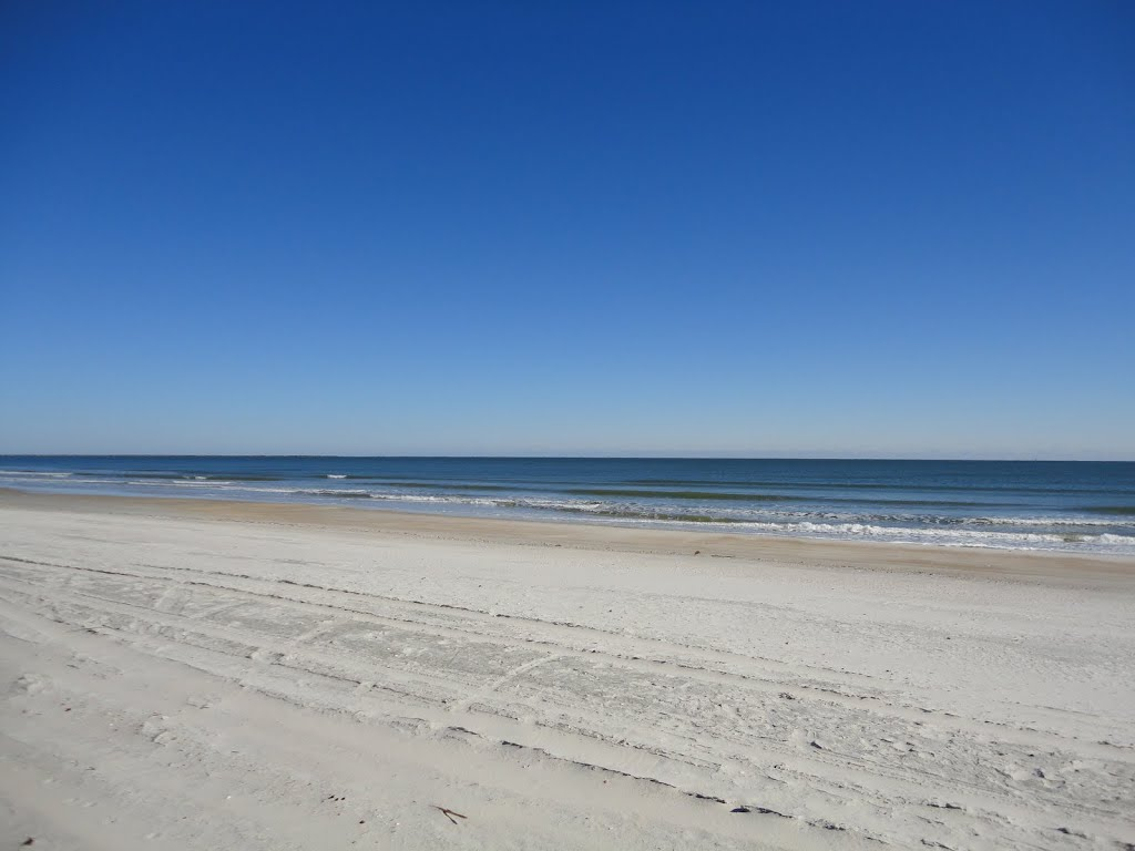Atlantik Ocean, Атлантик-Бич
