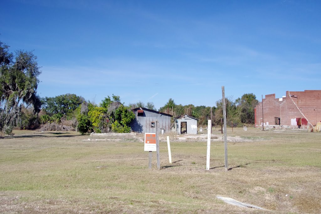 2012, Bartow, FL - Main St., Бартау