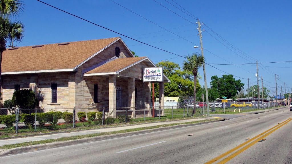 2014 03-26 Florida - Snively Ave - Vida Life church, Игл-Лейк