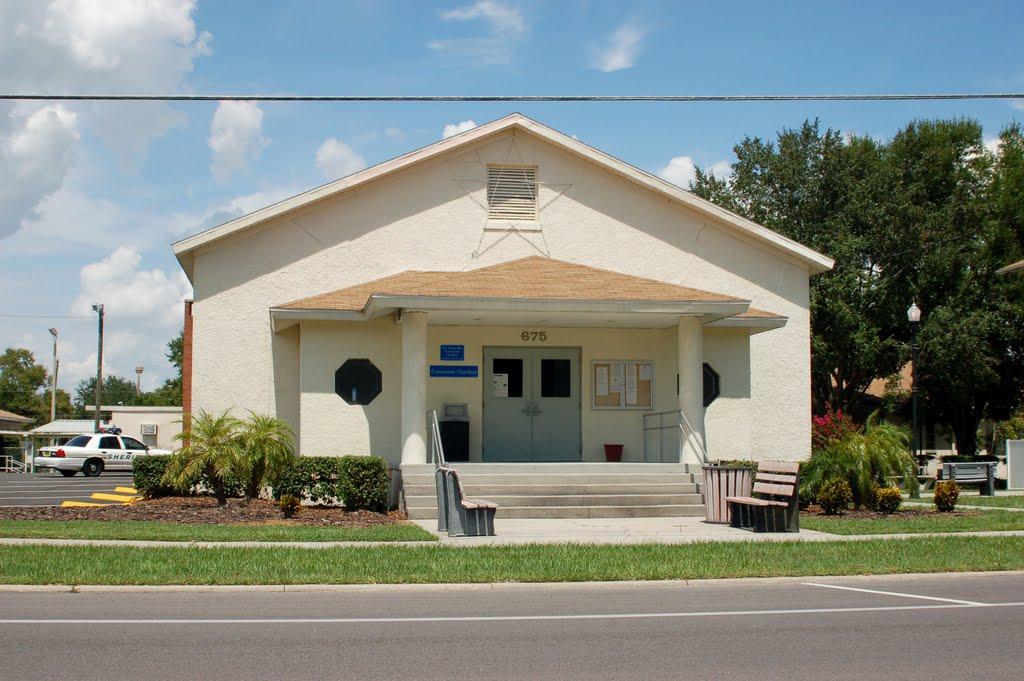 Commission Chambers at Eagle Lake, FL, Игл-Лейк