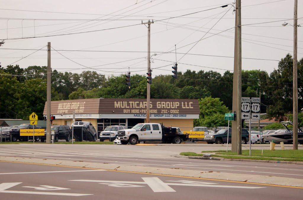 Multicars Group LLC at Eloise, FL, Игл-Лейк