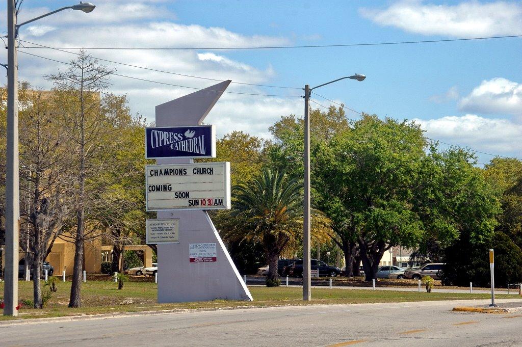 2009 Cypress Cathedral, Auburndale Fl, Инвуд