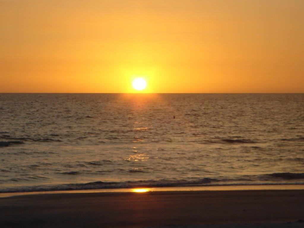 Sunset @ Indian Rocks Beach, Индиан-Рокс-Бич