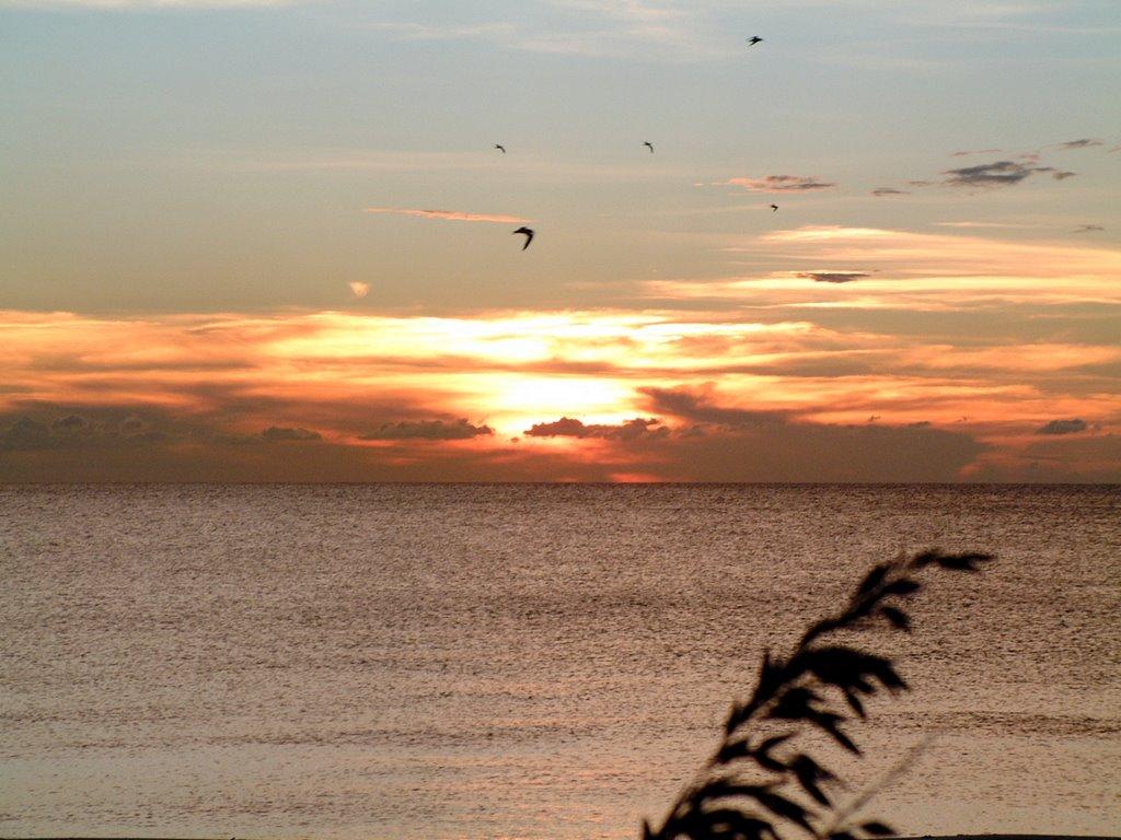 Sunset, Индиан-Рокс-Бич