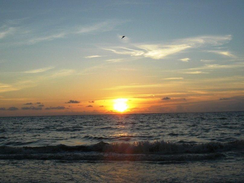 Gulf of Mexico Sunset, Индиан-Рокс-Бич