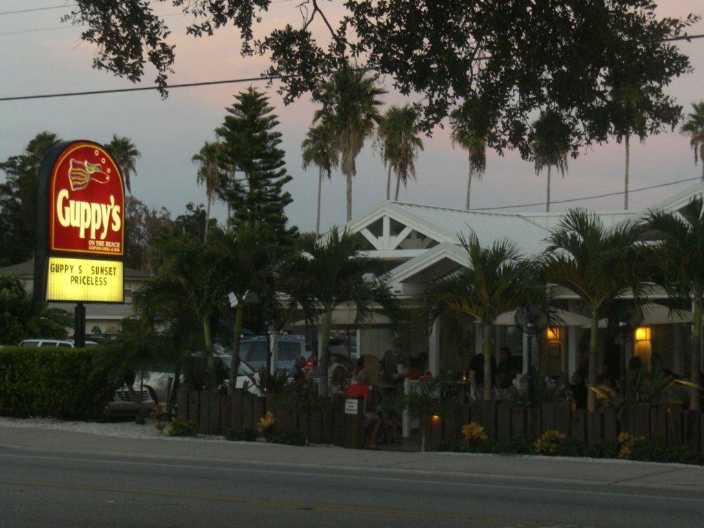Restaurant at Indian Rocks Beach, Индиан-Рокс-Бич