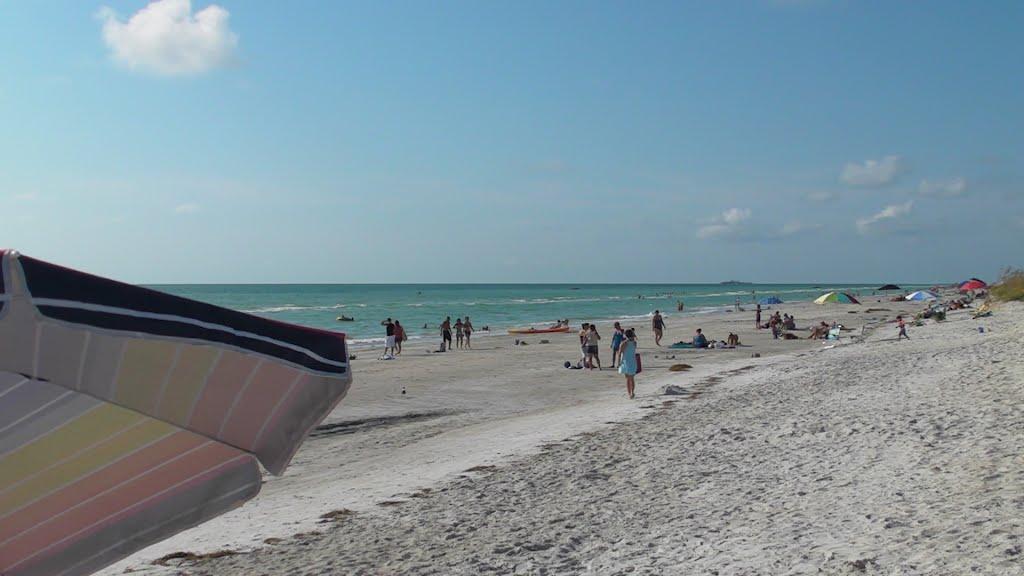 Indian Rocks Beach Florida Looking North, Индиан-Рокс-Бич