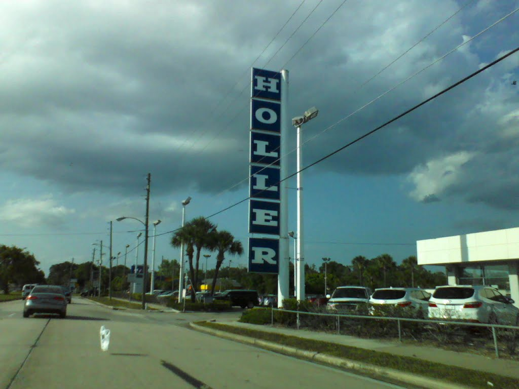 Holler auto dealership, Итонвилл