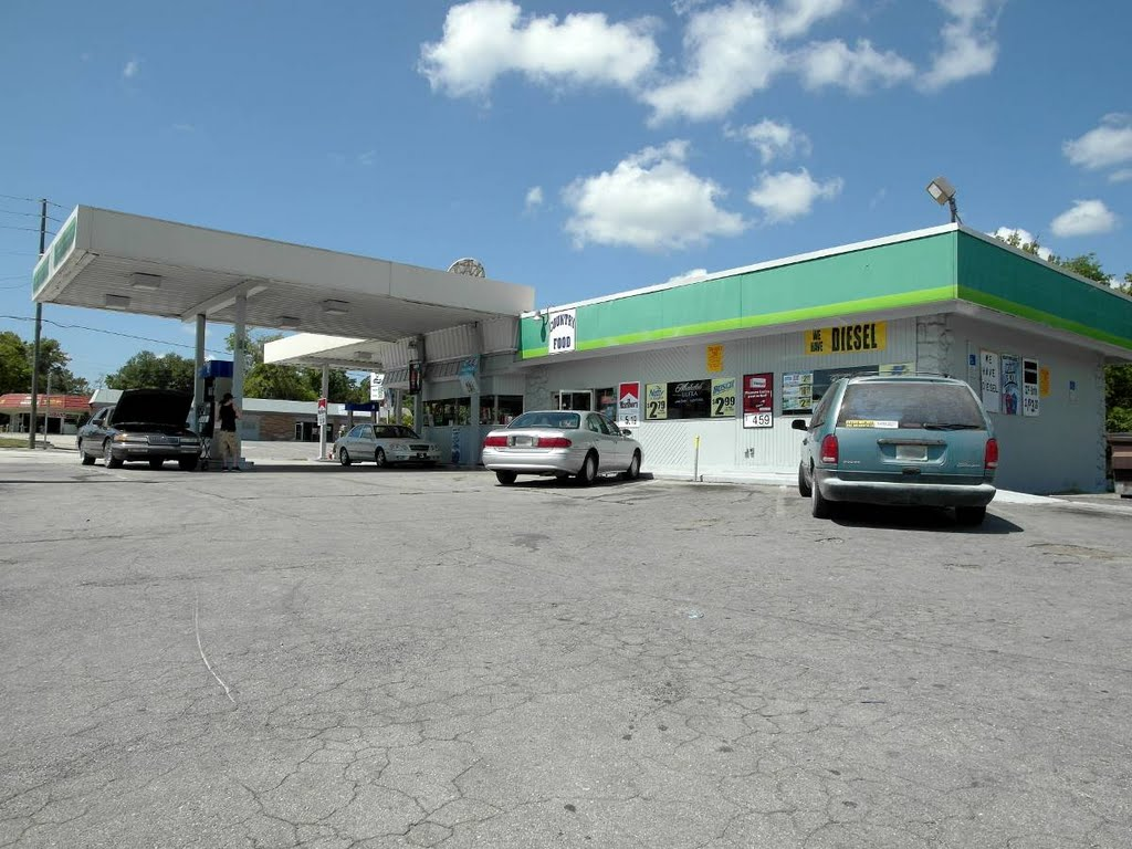 Royal Gas, Кампбеллтон