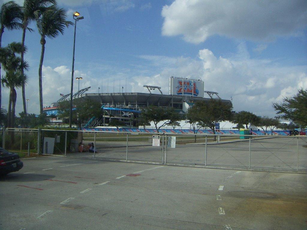 Dolphins Stadium, Miami - Fl, Карол-Сити