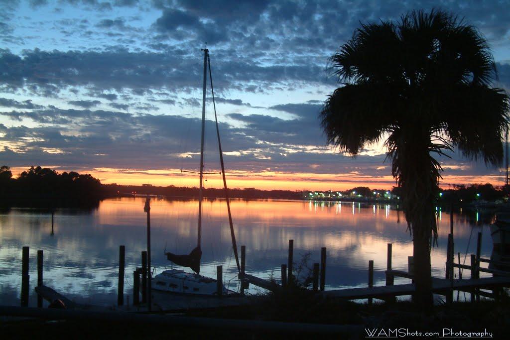 Carrabelle Bay Sunset2006-01.JPG, Каррабелл