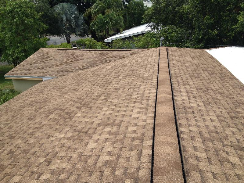 GAF System PLus Shingle Roofing System, Кендалл