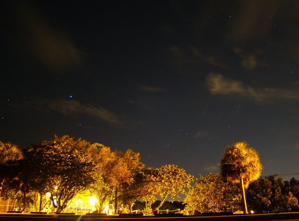 DSC02084 W view at Night, Ки-Бискейн