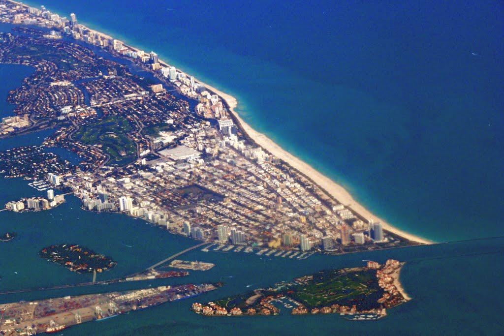 South Beach & Fisher Island, Ки-Бискейн