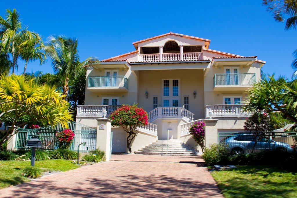 Architecture, Key Biscayne ..., Ки-Бискейн