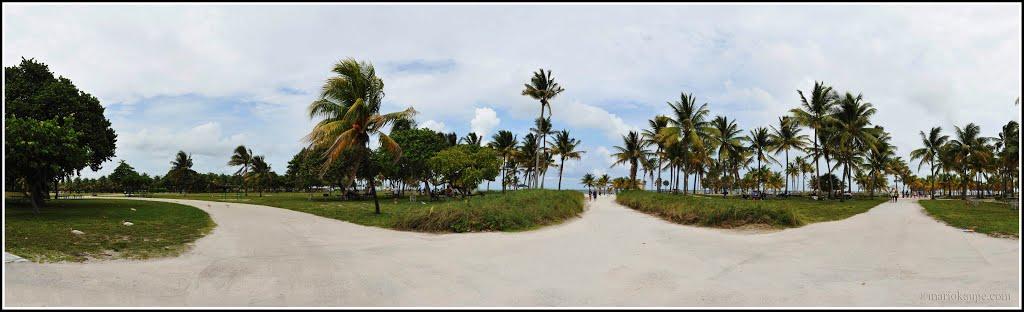 Miami - Miami Beach - Florida - USA - Panorama, Ки-Бискейн