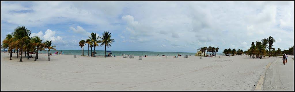 Key Biscayne - Miami - Florida - USA - Panorama, Ки-Бискейн