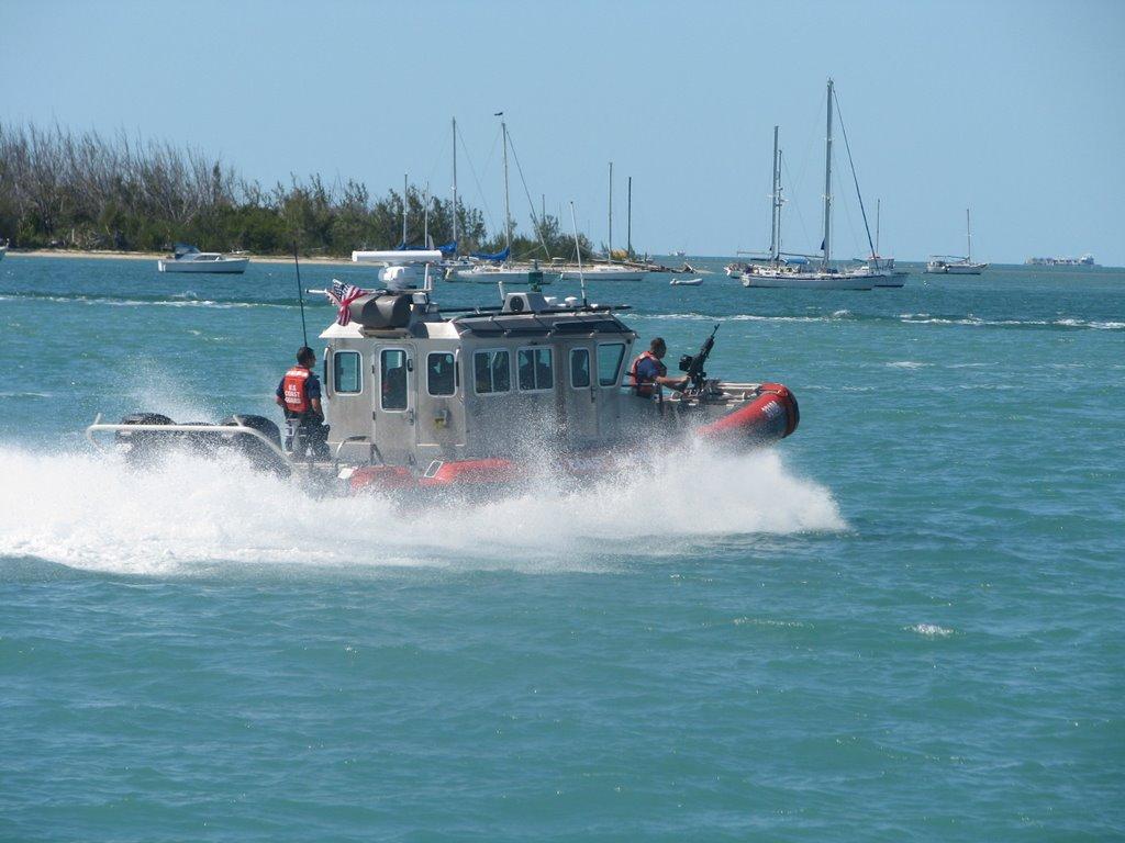 Coast Gard in Action, Ки-Уэст