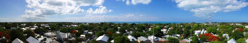 "Key West ""Skyline"" / Olympus C5000 / Panorama Factory, Ки-Уэст"
