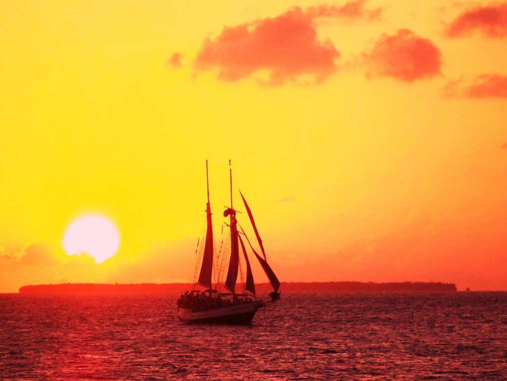Key West - Sunset, Ки-Уэст