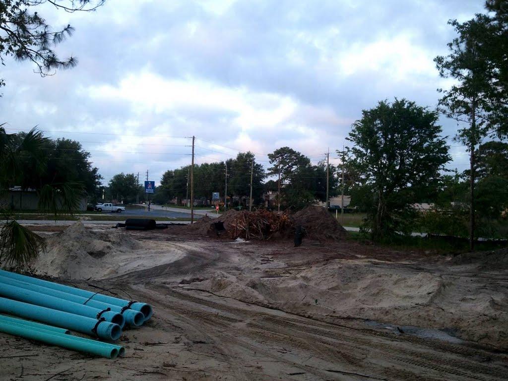 Construction, Кипресс-Гарденс