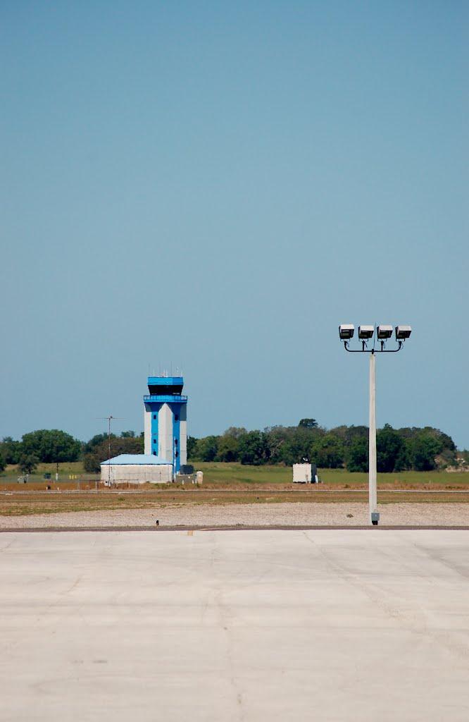 New Control Tower at Hernando County Airport, Brooksville, FL, Клауд-Лейк