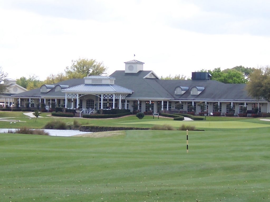 Silverthorn Country Club (clubhouse), Клауд-Лейк
