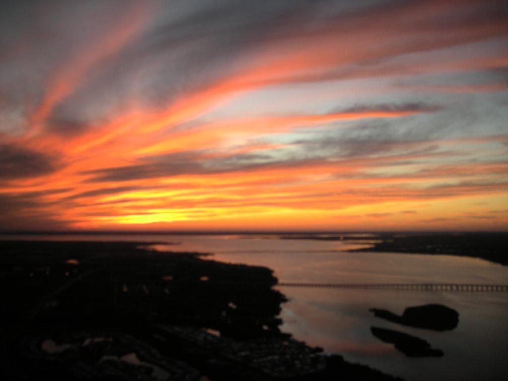 Charlotte Harbor Sunset, Кливленд