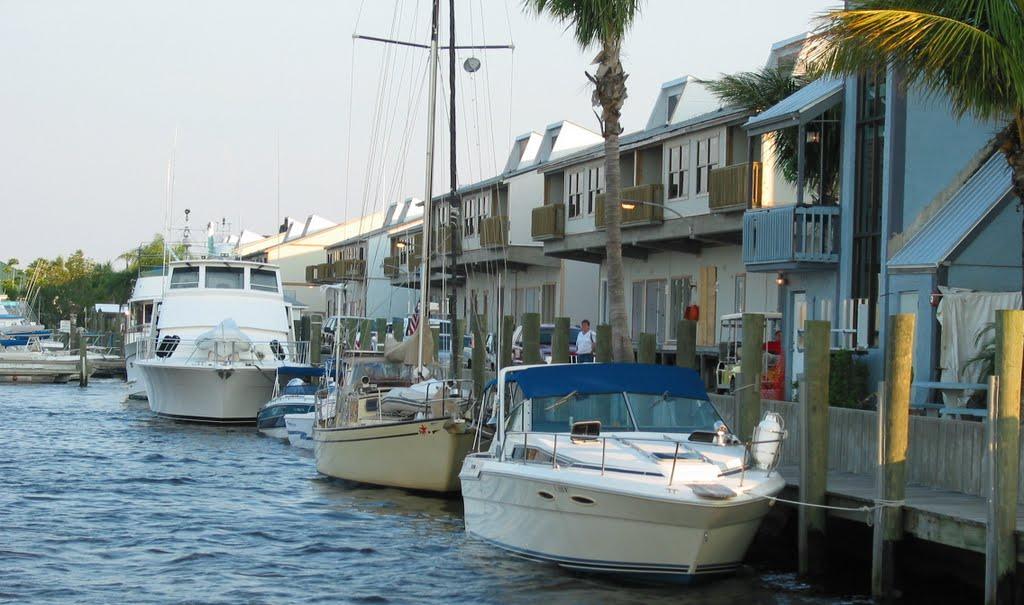 Fishermens Village. PUNTA GORDA, FLORIDA., Кливленд