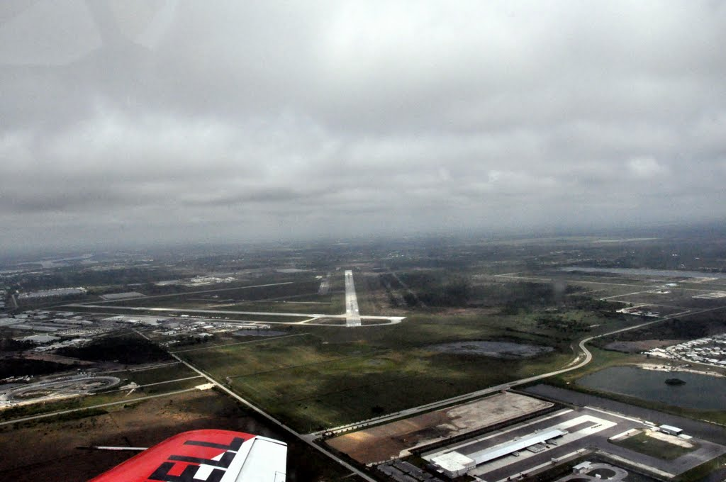 Charlotte County Airport, Кливленд
