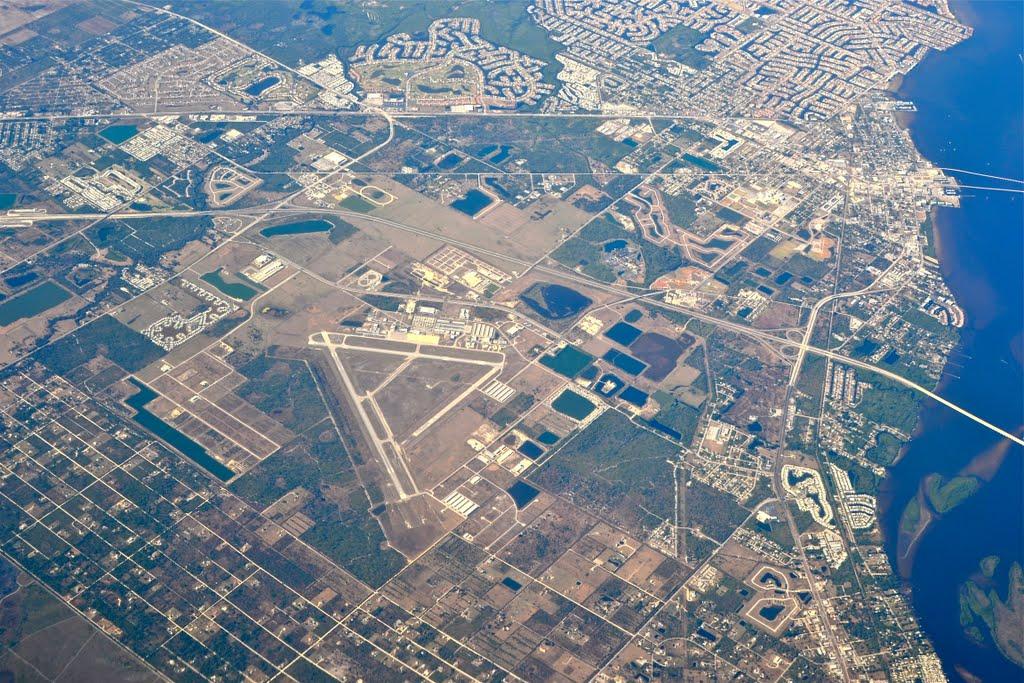 Punta Gorda Airport, Кливленд