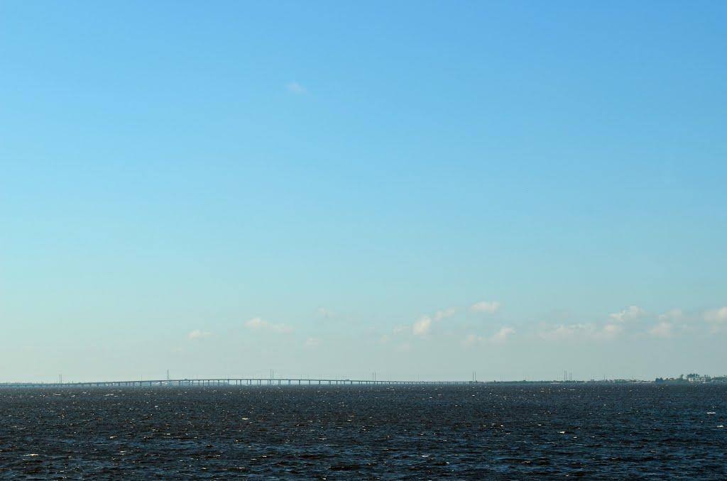 Barron Collier Bridge, Кливленд