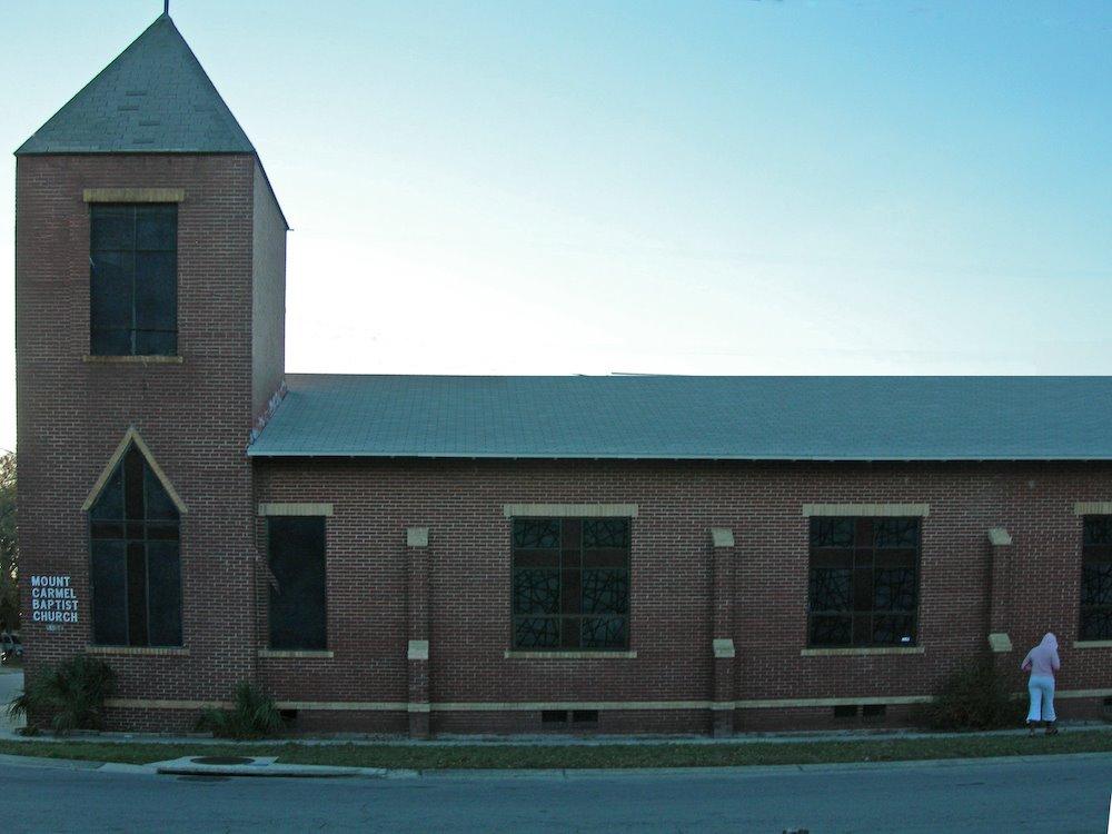 Mt Carmel Baptist Church, Клирватер