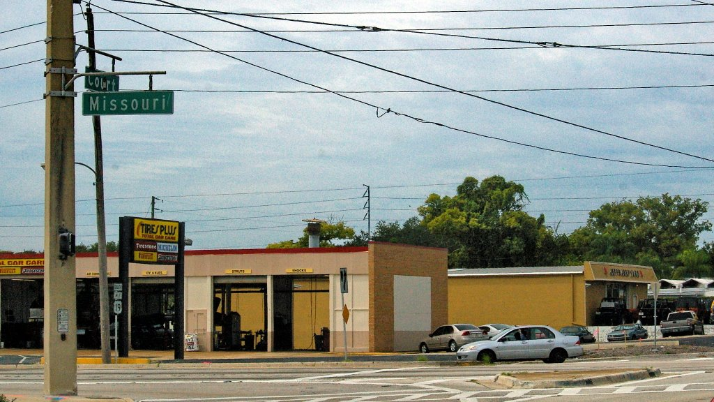 2009 Missouri & Court - Clearwater, Florida, Клирватер