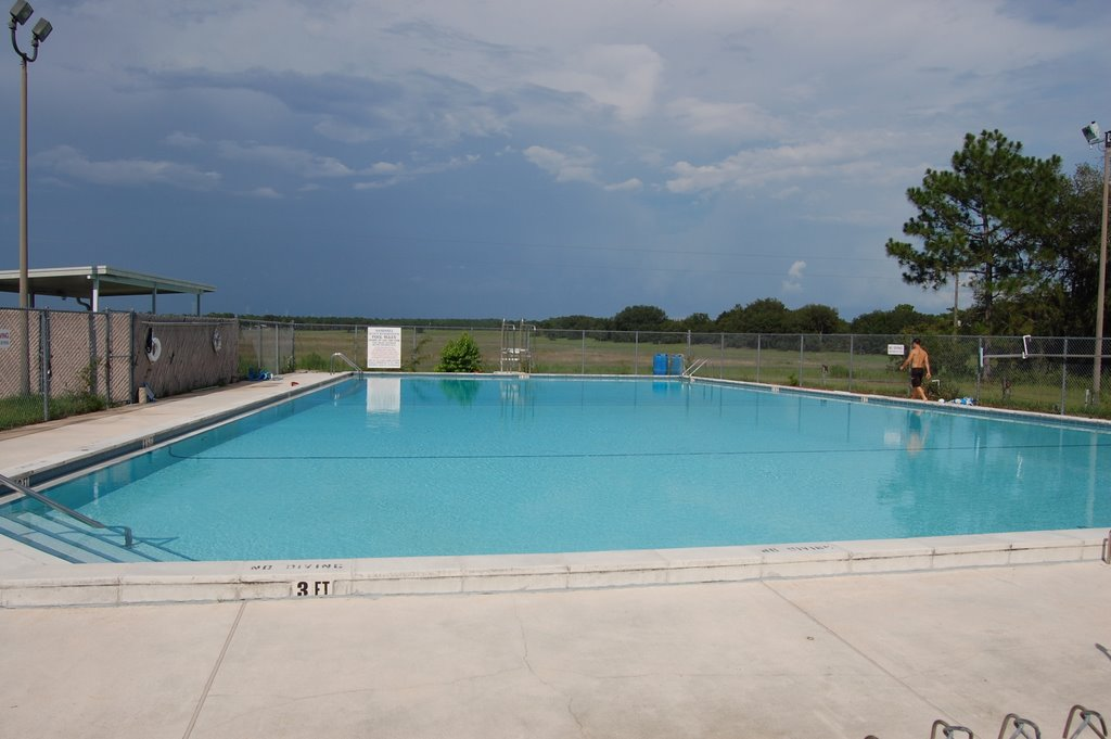 Carlisle Pool @ Sand Hill Scout Reservation, Лак-Керролл