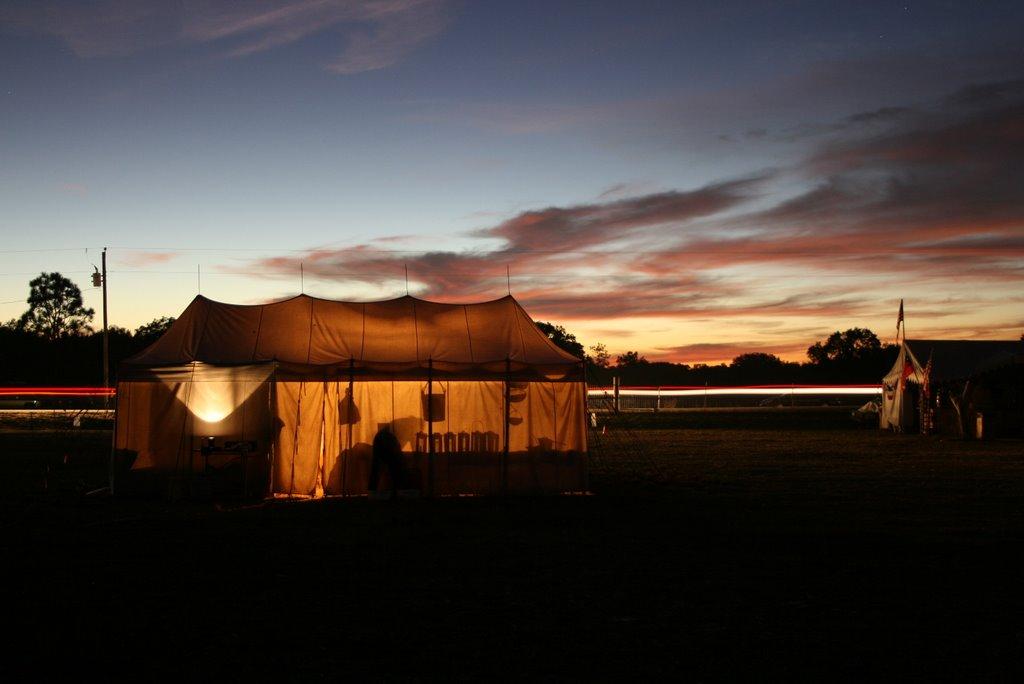 sutler at night, Лакеланд