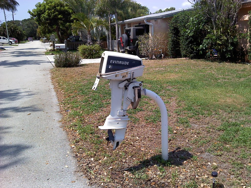 Cool Mailbox Lantana Florida, Лантана